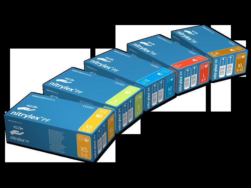 перчатки Nitrylex PF (Нитрилекс ПФ) по лучшей цене