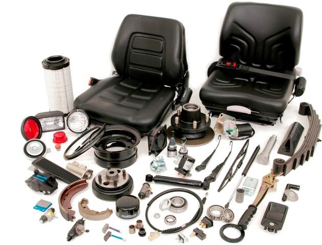 Запчасти для вилочных погрузчиков Toyota: эталон мирового качества