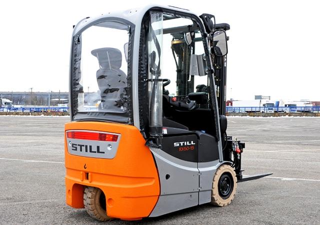 STILL RX50-10