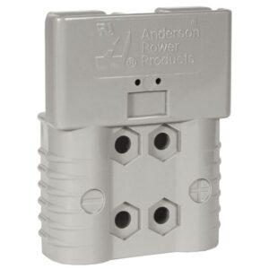 Роз'єм для АКБ Anderson Power Products SB 175 175А Сірий 36V 50 мм2 купити замовити Київ Україна