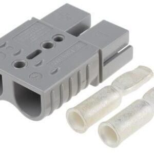Роз'єм для АКБ Anderson Power Products SB 120 120А Сірий 36V 35 мм2 купити замовити Київ Україна