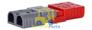 Разъем для АКБ Anderson Power Products SB 350 350А Синий 48V 70 мм2