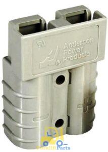 Разъем АКБ Anderson Power Products SB 175 175А Серый 36V 50 мм Flat FT SR SRE SRX DIN TVH каталог Киев Украина Киеве