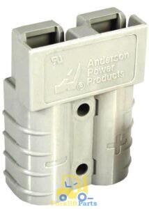 Разъем АКБ Anderson Power Products SB 350 350А Серый 36V 70 мм2 Flat FT SR SRE SRX DIN TVH каталог Киев Украина Киеве