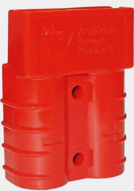 Разъем для АКБ Anderson Power Products SBE 320 320А Красный 24V 70 мм2 REMA Flat FT SR SRE SRX DIN TVH каталог Киев Украина Киеве