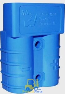Разъем для АКБ Anderson Power Products SB 175 175А Синий 48V 50 мм2 TVH каталог Киев Украина Киеве