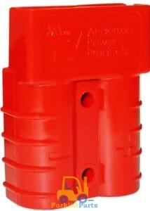 Разъем для АКБ Anderson Power Products SB 350 350А Красный 24V 70 мм2 Flat FT SR SRE SRX DIN TVH каталог Киев Украина Киеве