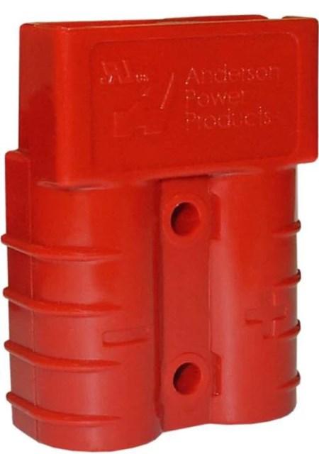 Разъем для АКБ Anderson Power Products SBE 160 160А Красный 24V 35 мм2 REMA Flat FT SR SRE SRX DIN TVH каталог Киев Украина Киеве