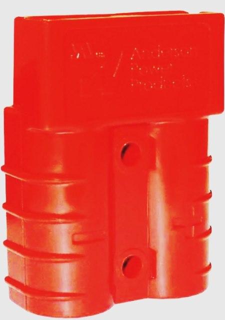 Разъем для АКБ Anderson Power Products SBX 175 175А Красный 24V 35 мм2 REMA Flat FT SR SRE SRX DIN TVH каталог Киев Украина Киеве