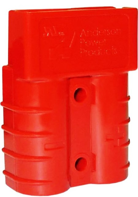 Разъем для АКБ Anderson Power Products SBX 350 350А Красный 24V 70 мм2 REMA Flat FT SR SRE SRX DIN TVH каталог Киев Украина
