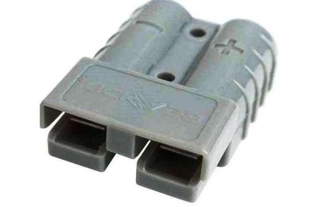 Разъем АКБ APP SB50 50A 600V Серый 36V 16 мм2 REMA Flat FT SR SRE SRX DIN TVH каталог Киев Украина Киеве